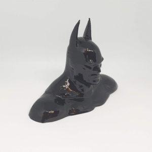 Buste Batman finition résine époxy Impression 3D PLA 3D SAVOIE