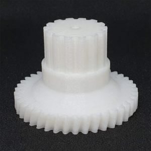 engrenage trancheuse jambon machine trancher pignon cassé impression 3D SAVOIE Nylon