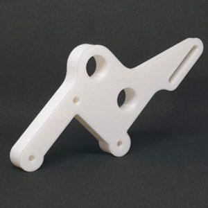 Chape réparation reprap cassée Impression 3D PETG 3D SAVOIE