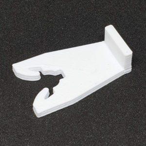 clip réparation renault clio cassé vitre electrique Impression 3D ABS introuvable 3D SAVOIE