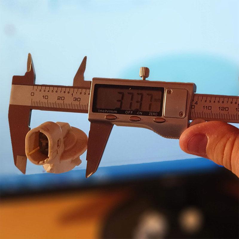 Pièce cassée usée perdue introuvable refabrication impression 3D Savoie PLA PETG ABS XT TPU