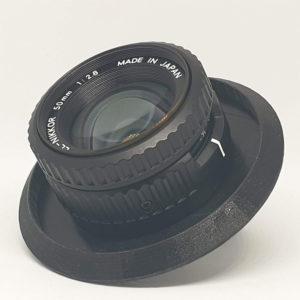 support objectif photo agrandisseur impression 3D PETG Savoie