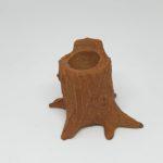 tronc d'arbre filament bois décoration Spinner bi-couleur Fidget décoration jeu amusement enfant Impression 3D PLA plastique introuvable 3D SAVOIE